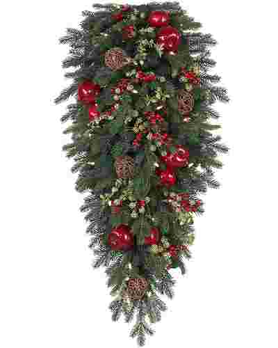Norway Spruce Holiday Teardrop Main