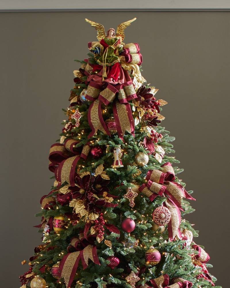 Balsam Hill Artificial Christmas Trees