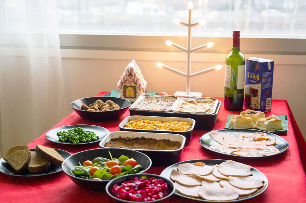 Finland meal image 3