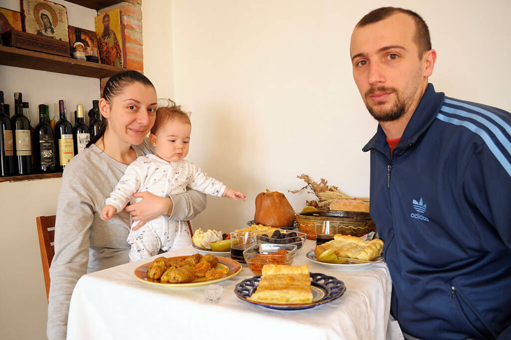 Macedonia meal image 2