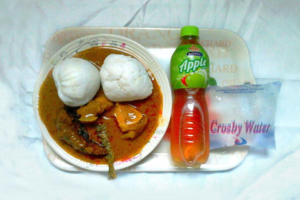 Ghana meal image 1
