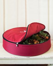 Balsam Hill wreath storage bag