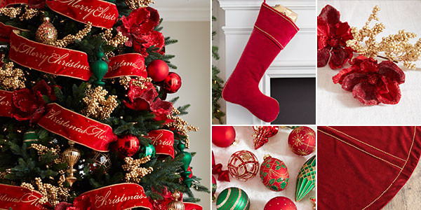 Christmas Themes.Decorating Themes Balsam Hill