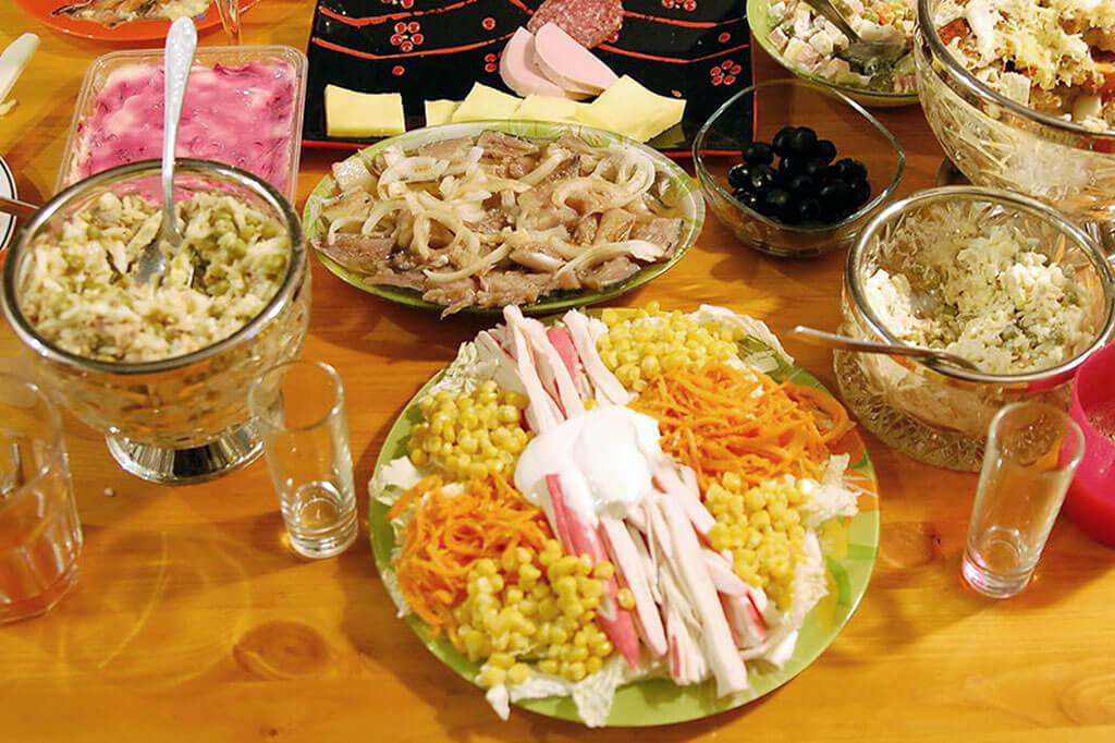Russia meal image 3