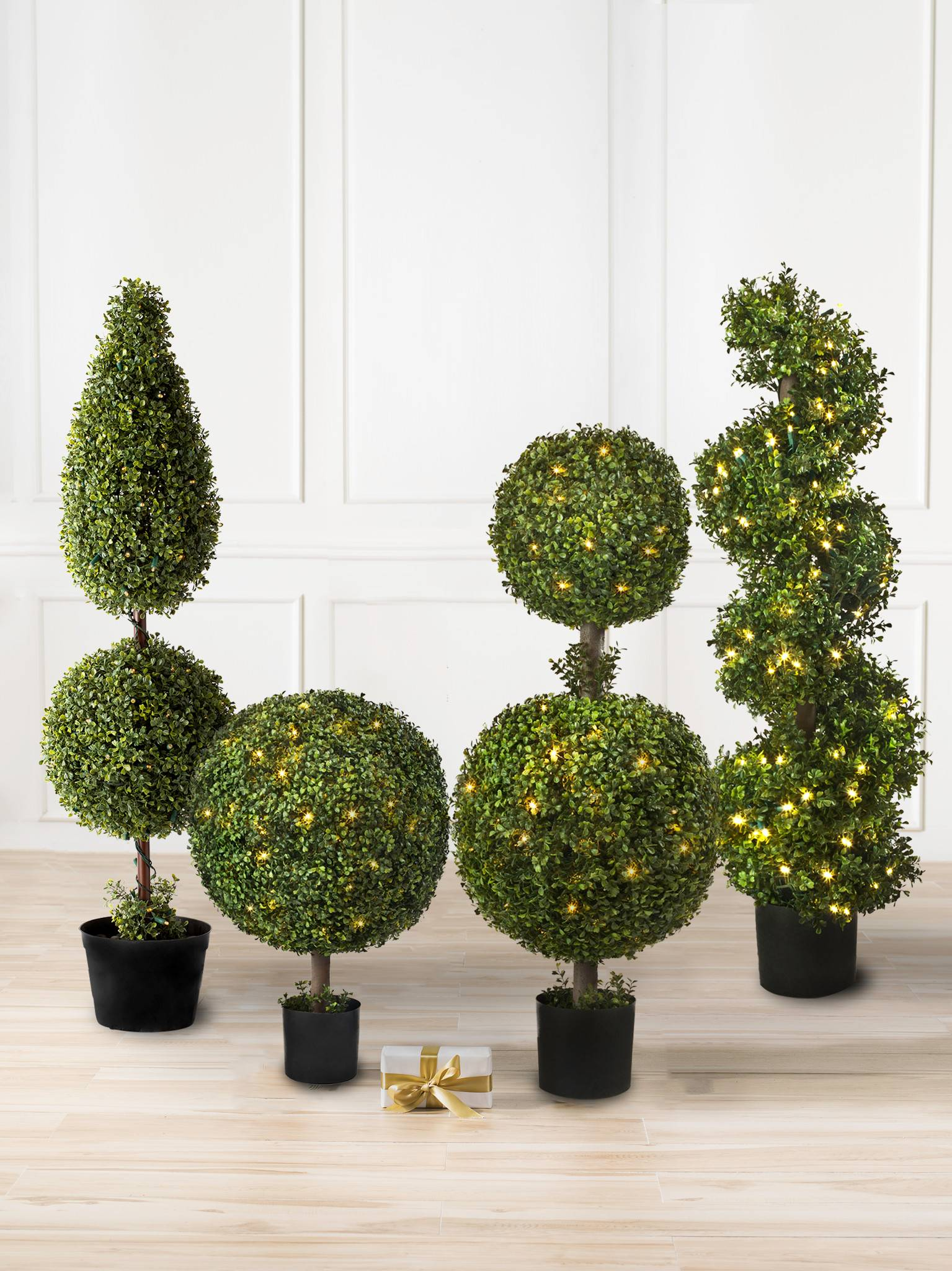 balsam hill realistic artificial christmas trees