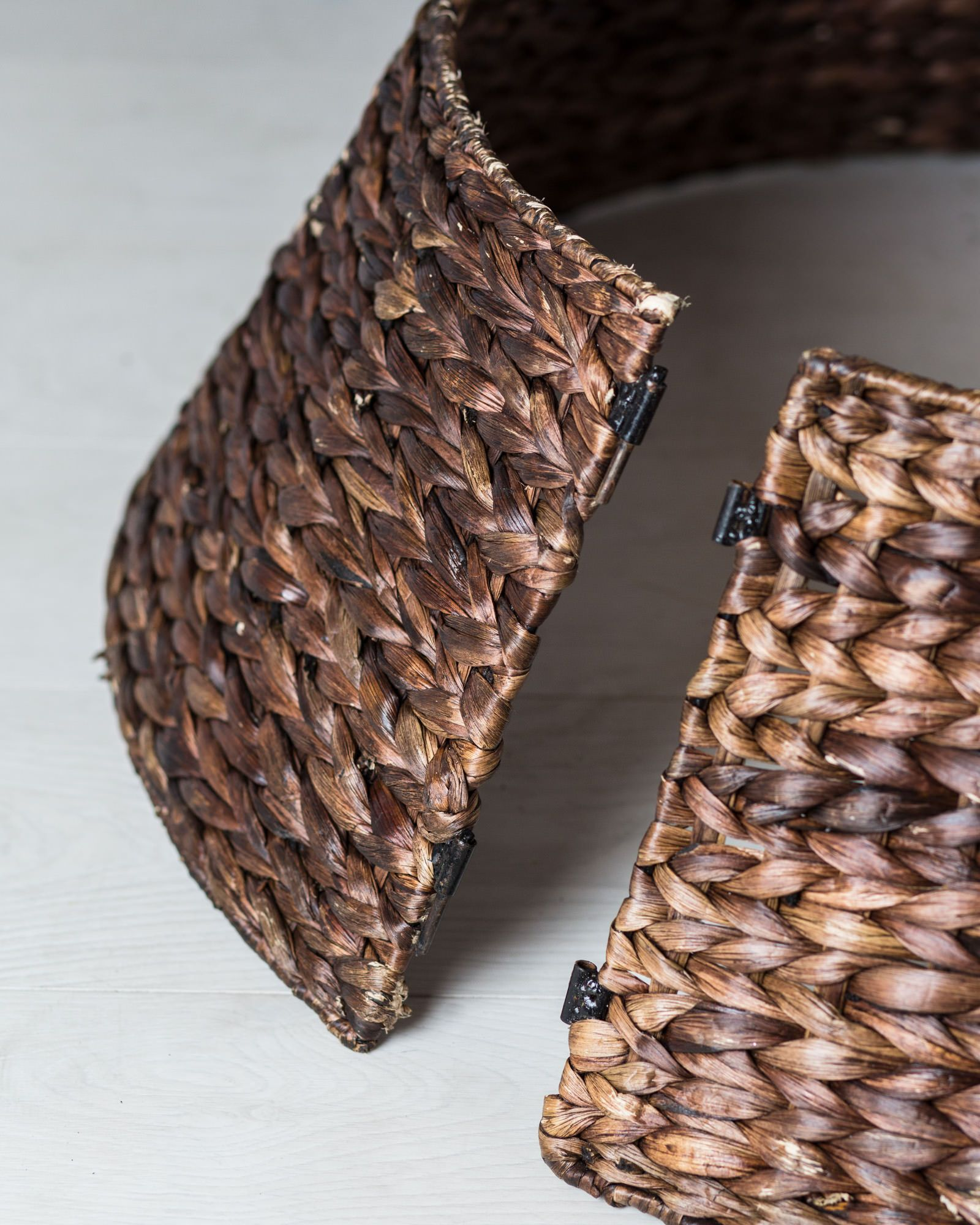 Woven Tree Collar | Balsam Hill