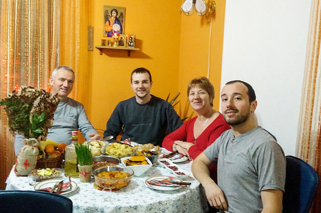 Serbia meal image 2
