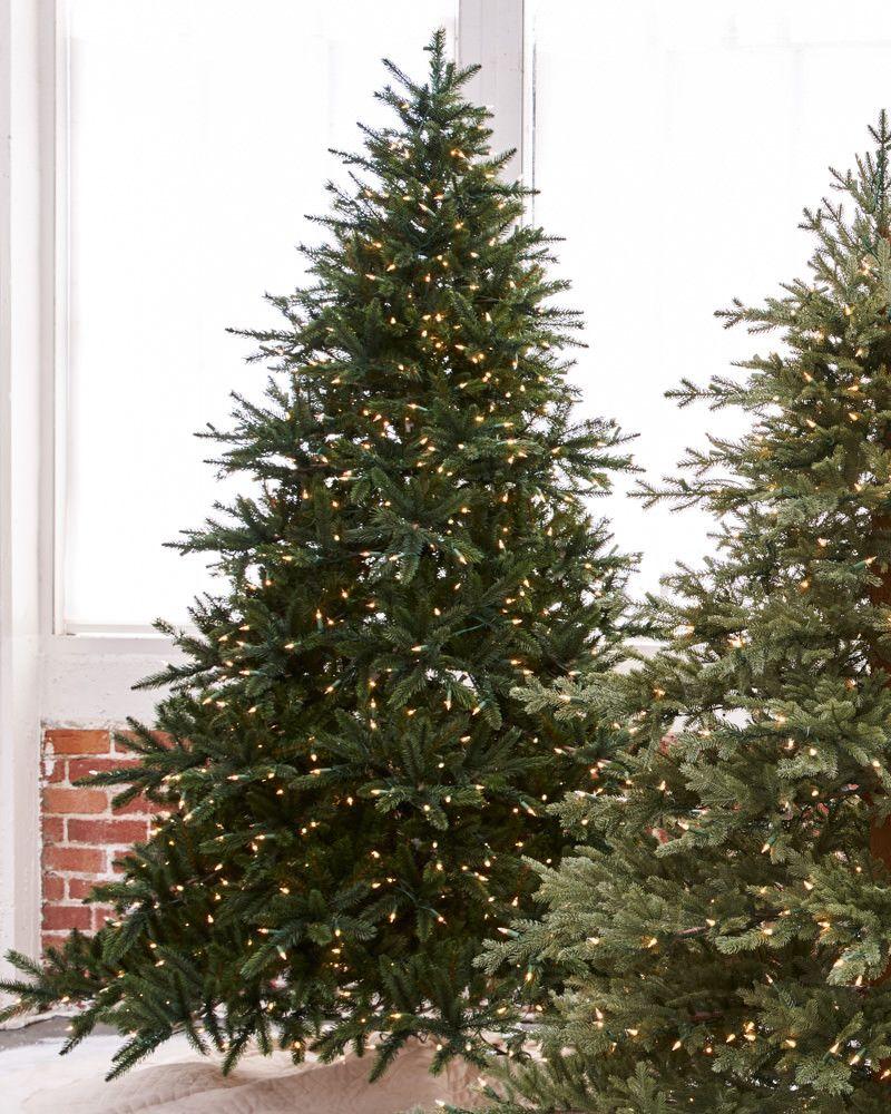 California Baby Redwood Artificial Christmas Tree Balsam