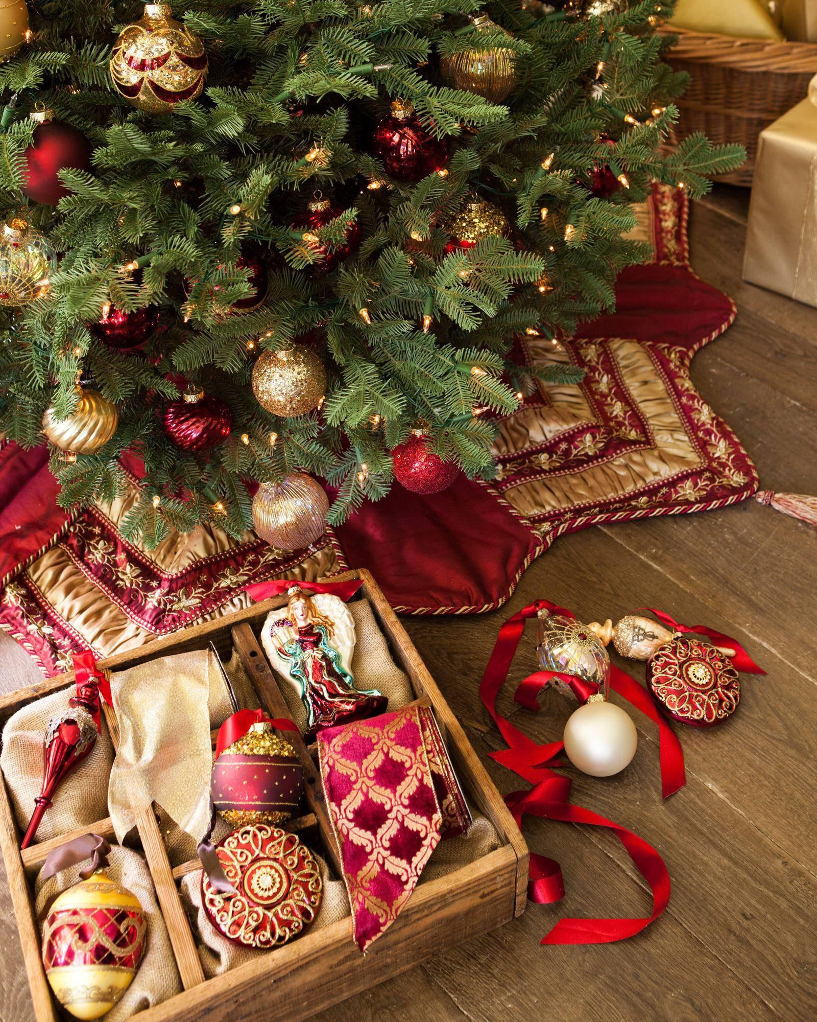 Christmas tree ornaments sets -  Ornament Set 35 Pieces Alt Alt Alt