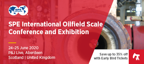 SPE International Oilfield Scale Conference and Exhibition