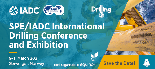 SPE IADC Drilling Conference and Exhibition 2021