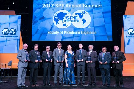 SPE Annual Reception and Banquet