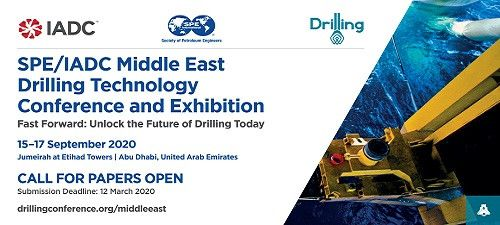 SPE/IADC Middle East Drilling Technology Conference and Exhibition