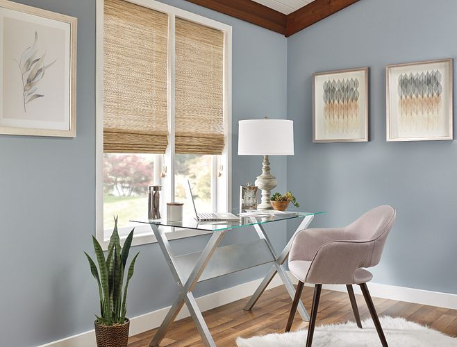 The Best blinds and shades for your home office