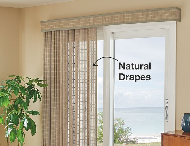 Bali Natural Drapes