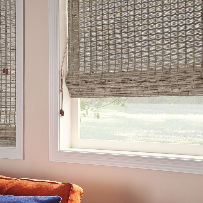 Standard Roman Natural Shades with Bottom Up/Top Down Cord Lift: Mindoro, Dawn 05040