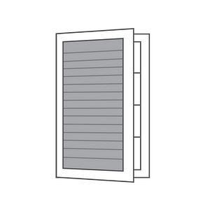 Single Panel L