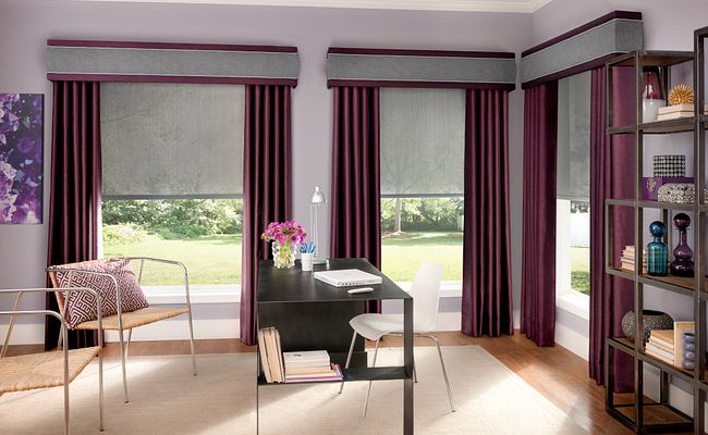 Bali Solar Shades and Drapery