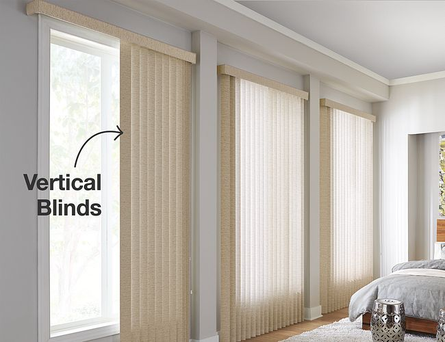 Bali Vertical Blinds