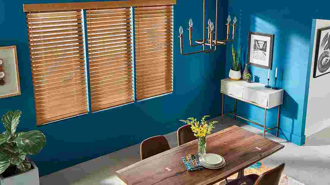 Graber Traditions and Elite Wood Blinds