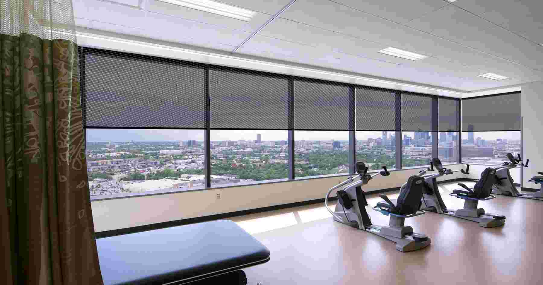 healthcare shade solutions