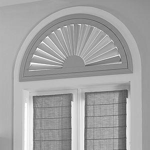 Sunburst Arches