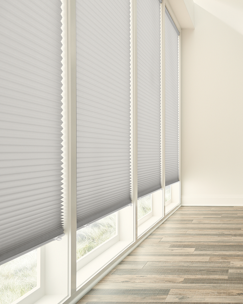 Graber Cellular Shades in various colors