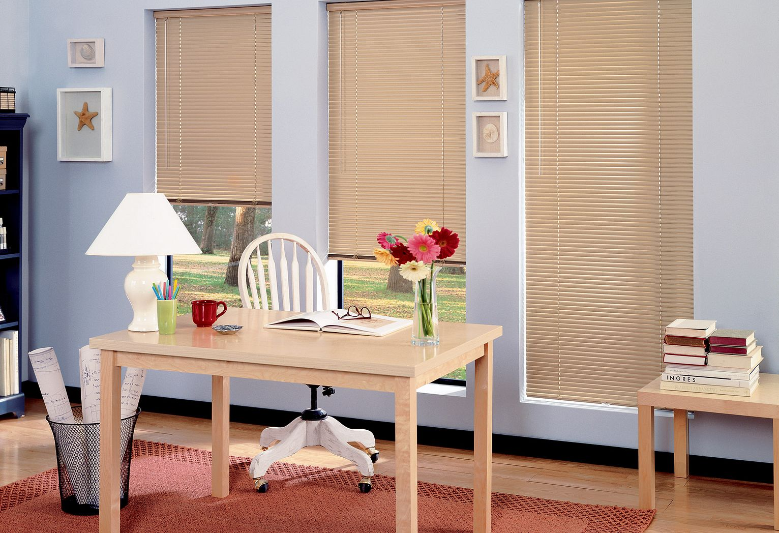 "1"" Customiser® Aluminum Blinds, Desert Sand 625"