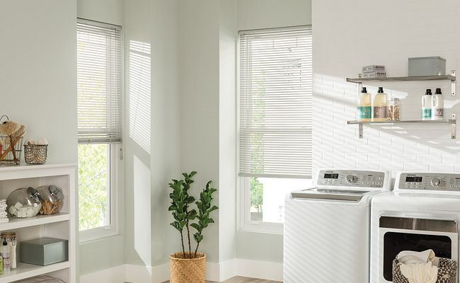 Premium Vinyl Horizontal Blinds
