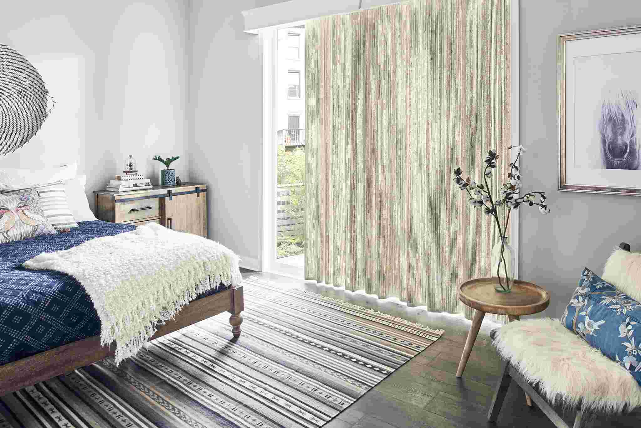Graber Tradewinds® Natural Drapes
