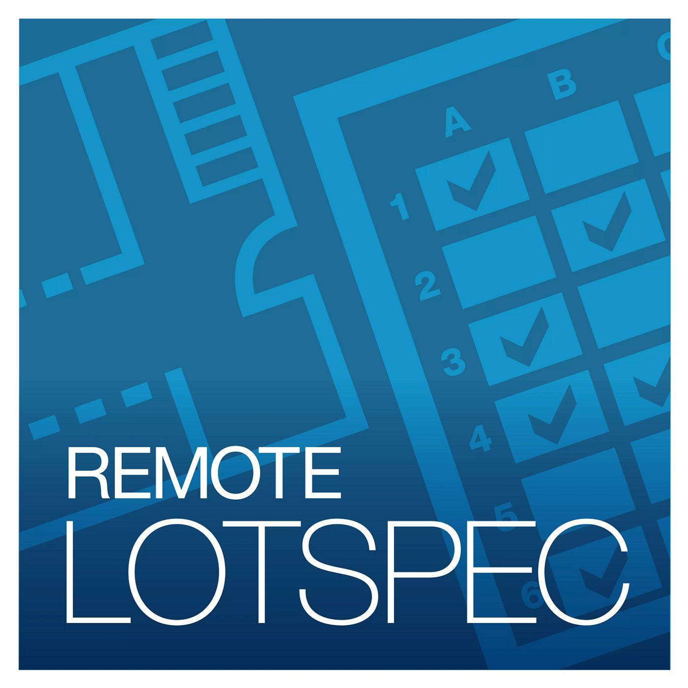 LotSpec Remote