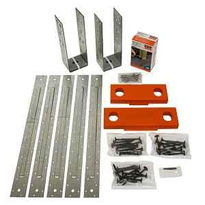Strong-Wall® Site-Built Single-Wall Portal Kit