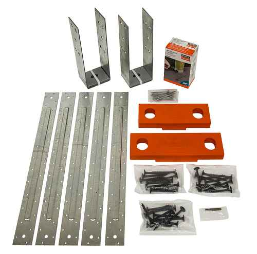 Strong-Wall® Site-Built Single-Wall Portal Kit