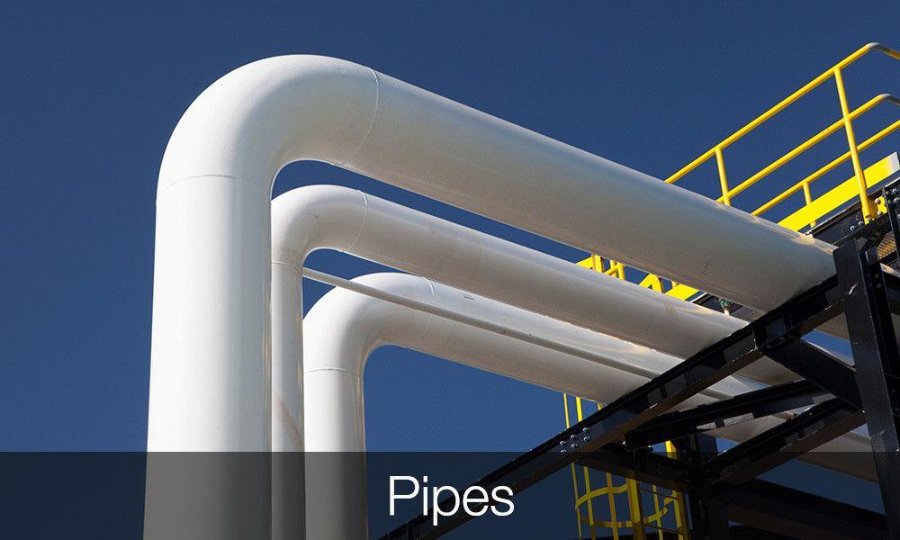 Concrete Strengthening Applications Pipes