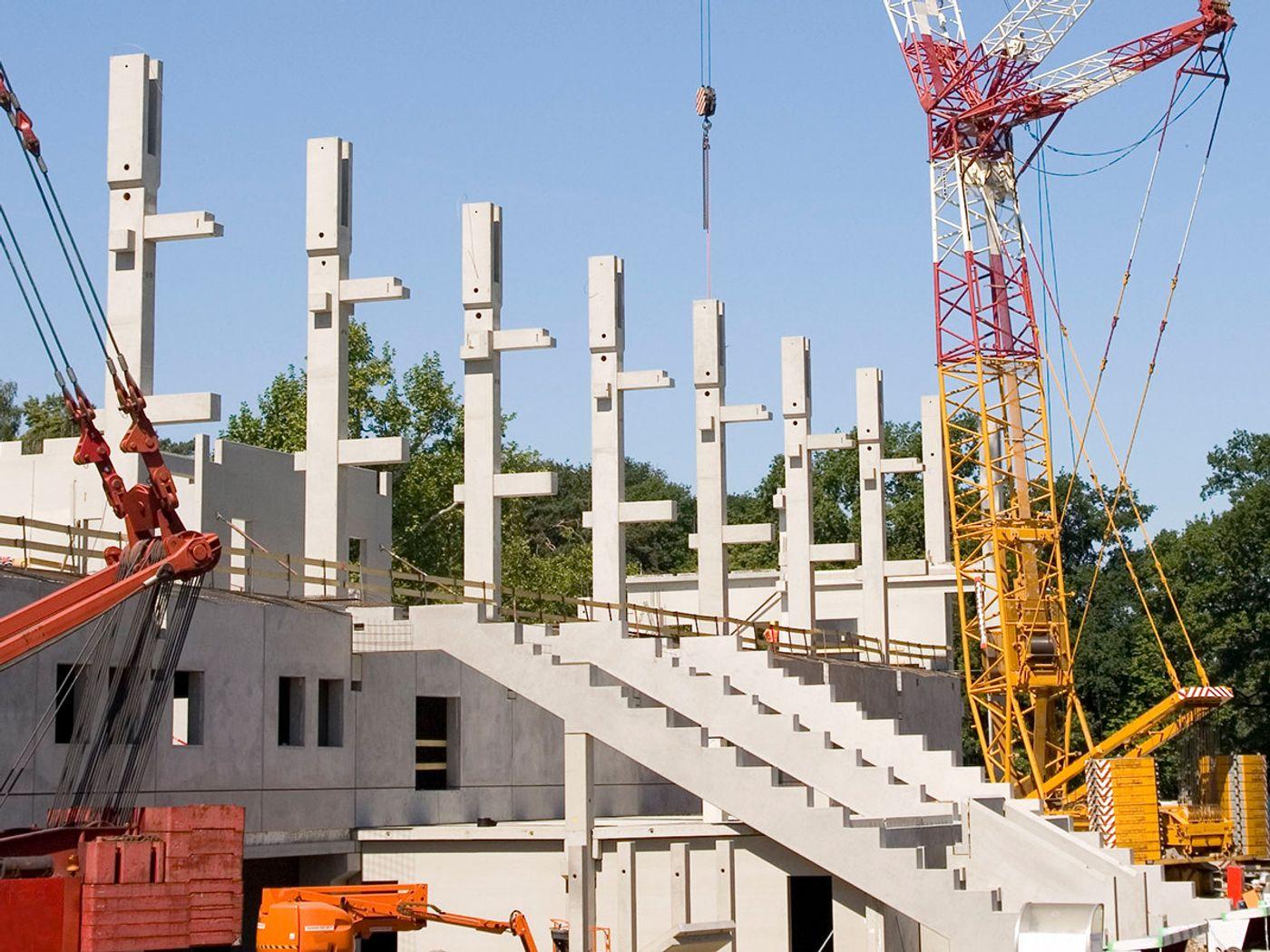 Pre-Cast Concrete