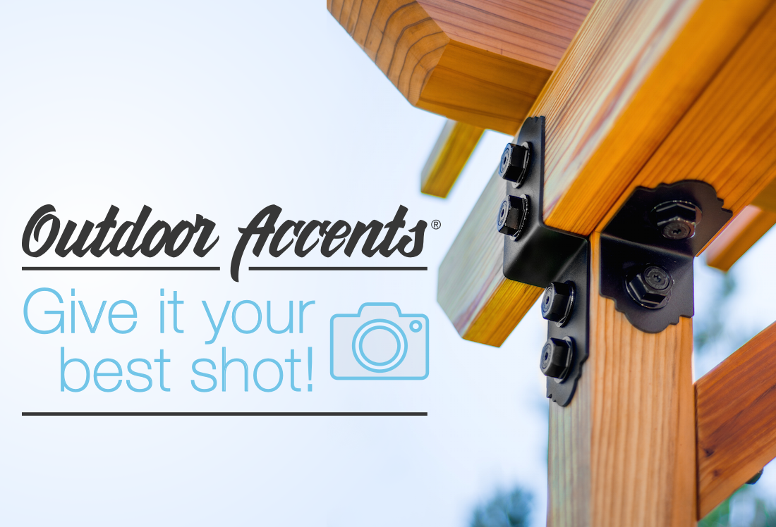 Enter the Outdoor Accents Photo Contest