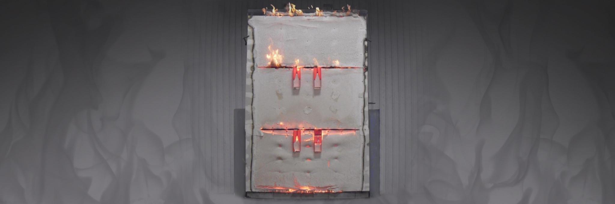 DG Fire Wall Hanger