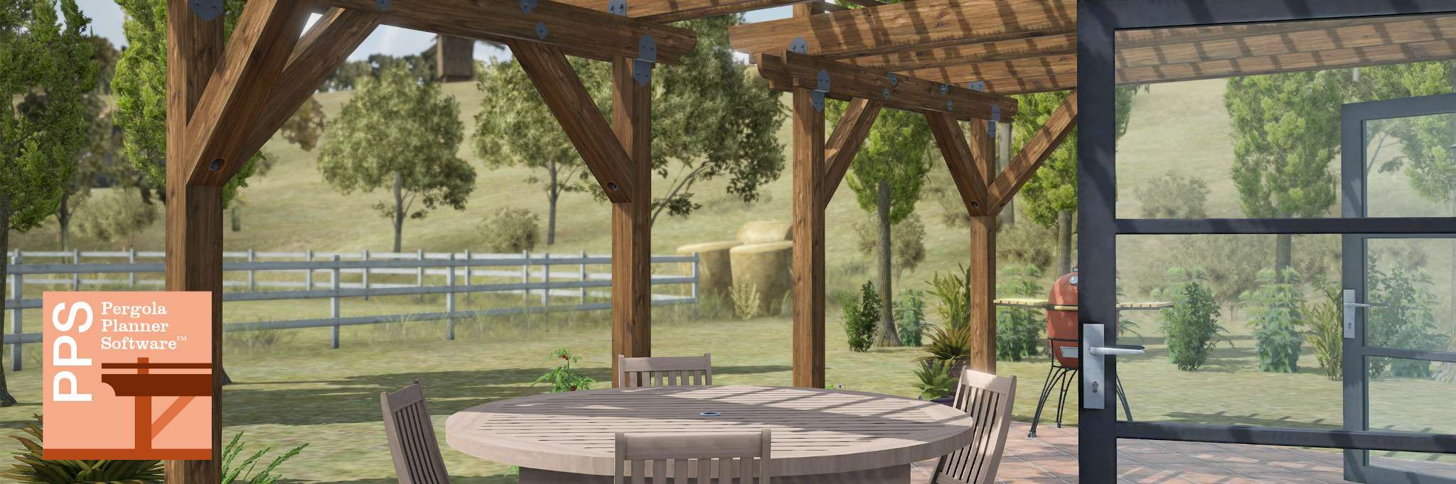 Simpson Strong-Tie Pergola Planner Software