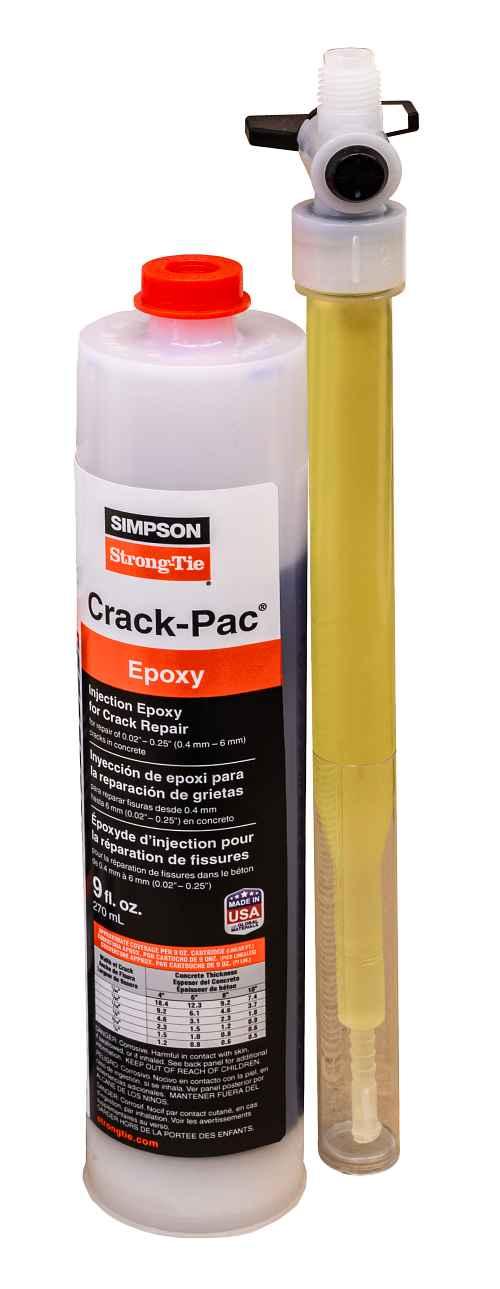 Crack-Pac®