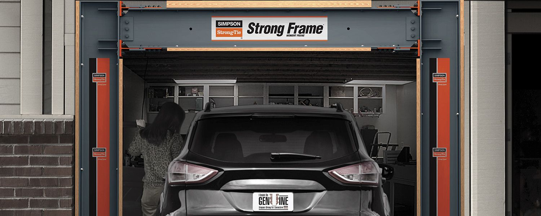 Strong Frame Family