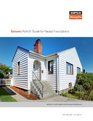 F-SEISRETRGD12R – Seismic Retrofit Guide for Raised Foundations