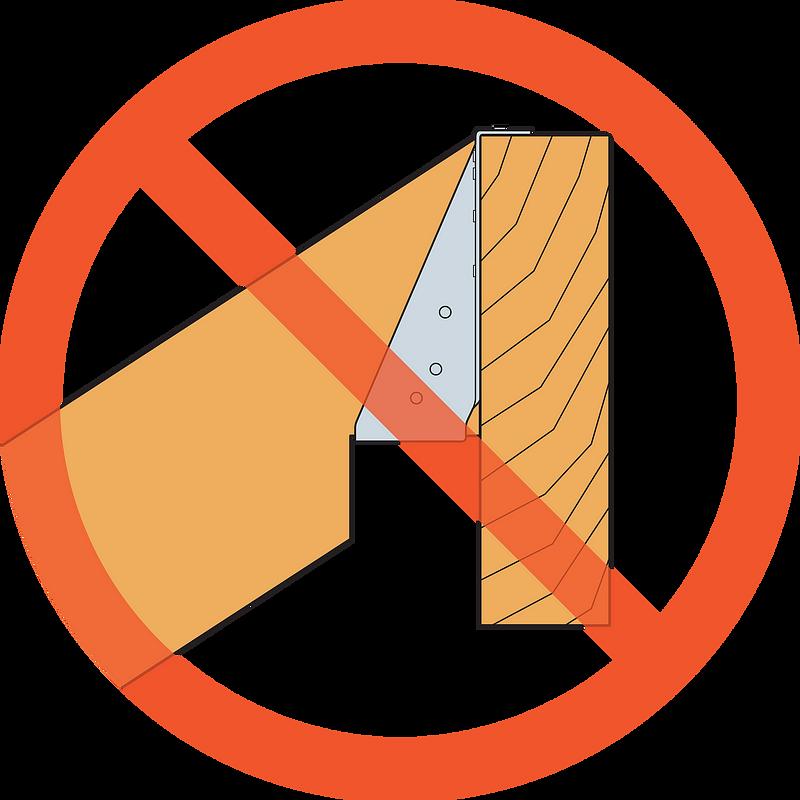 Do Not Notch Joist