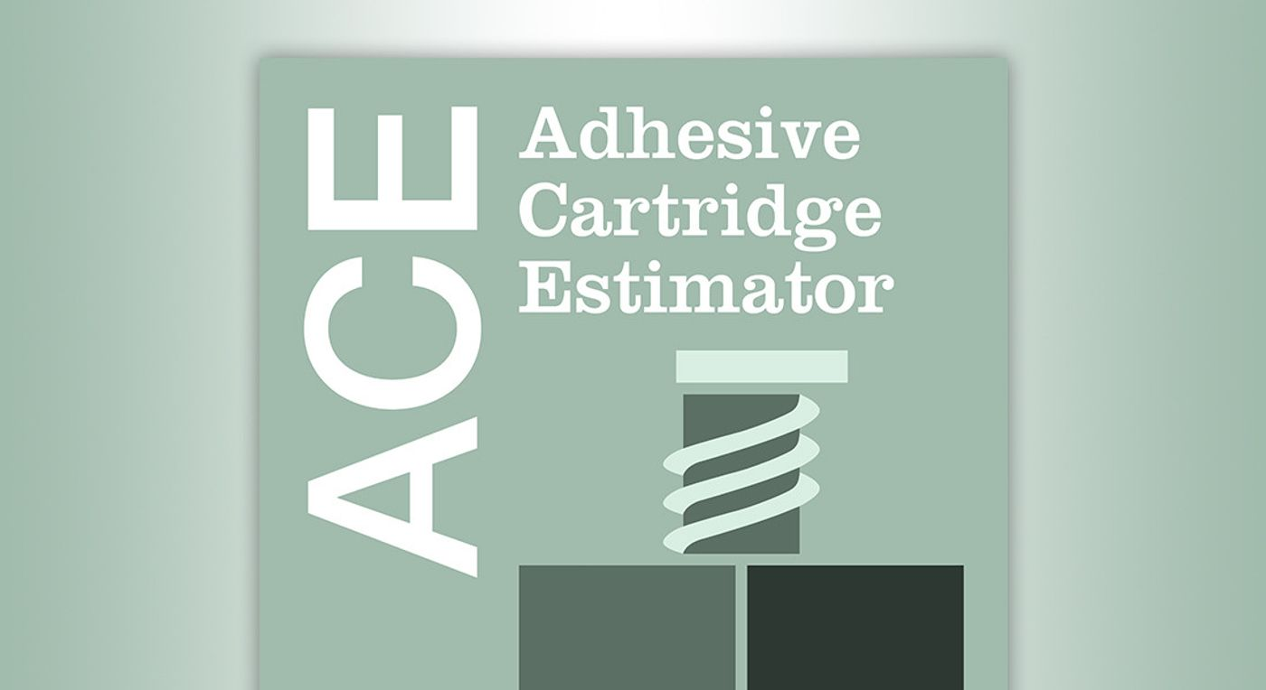 Adehsive Cartridge Estimator