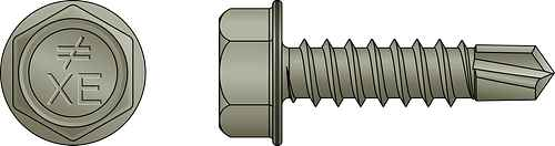 Strong-Drive® XE EXTERIOR STRUCTURAL METAL Screw