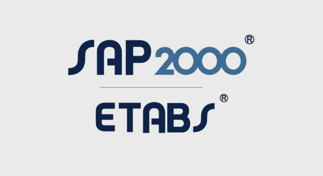 SAP2000 ETABS Logo