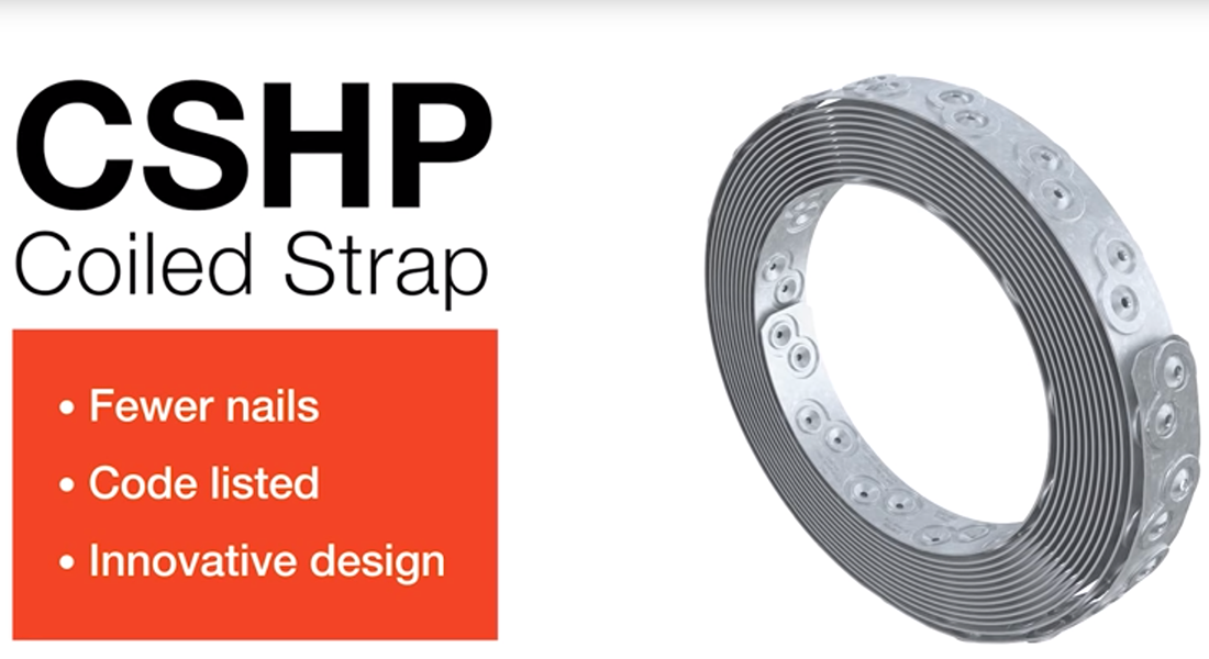 How to Install the CSHP High-Performance Coiled Strap