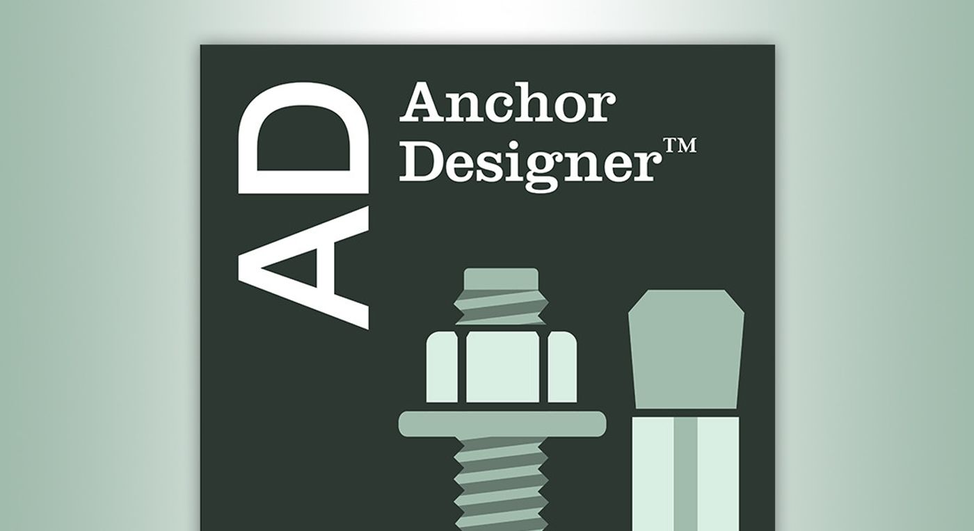 Anchor Designer™ Software
