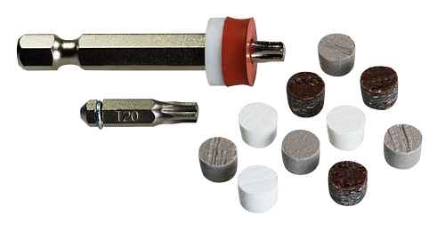 Deck-Drive™ DCU Screw Plugs
