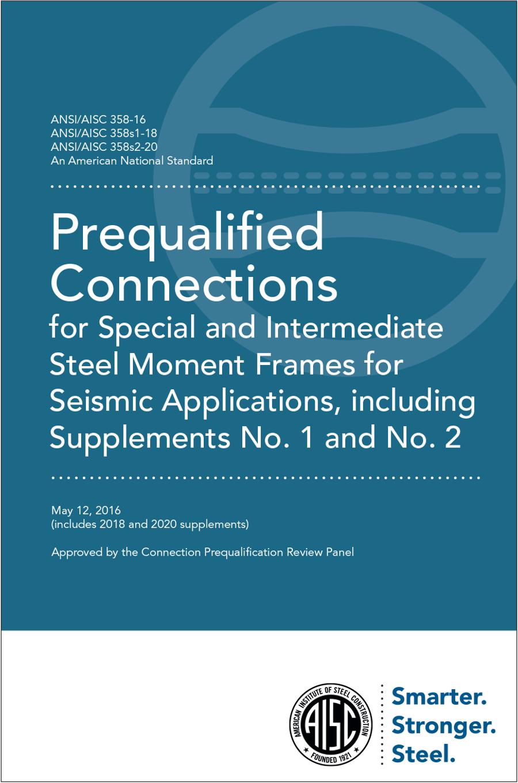 AISC seismic provisions, AISC 341