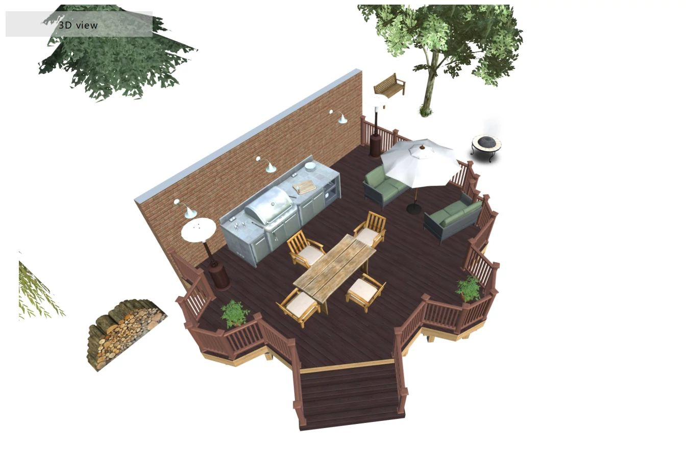 dyer home  dream deck